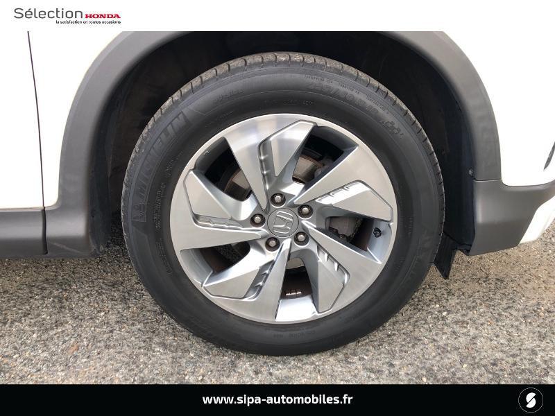 Honda CR-V 1.6 i-DTEC 120ch Executive Navi Plus 2WD Blanc occasion à Le Bouscat - photo n°8