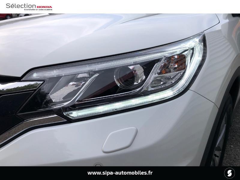 Honda CR-V 1.6 i-DTEC 120ch Executive Navi Plus 2WD Blanc occasion à Le Bouscat - photo n°10