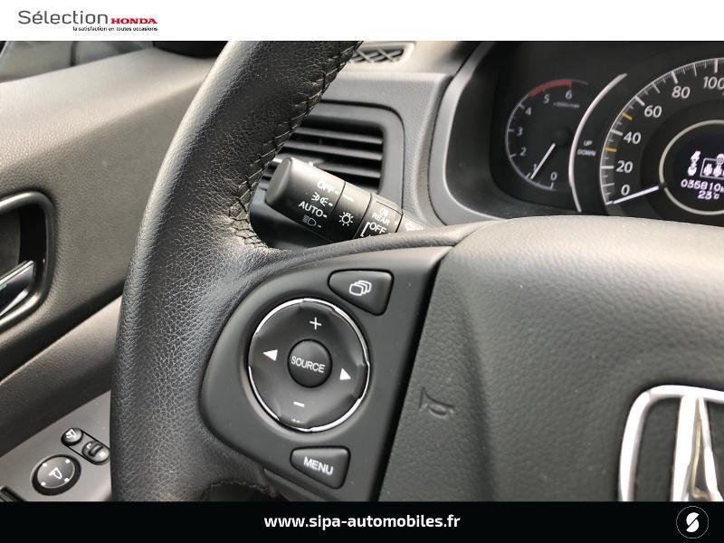 Honda CR-V 1.6 i-DTEC 120ch Executive Navi Plus 2WD Blanc occasion à Le Bouscat - photo n°17