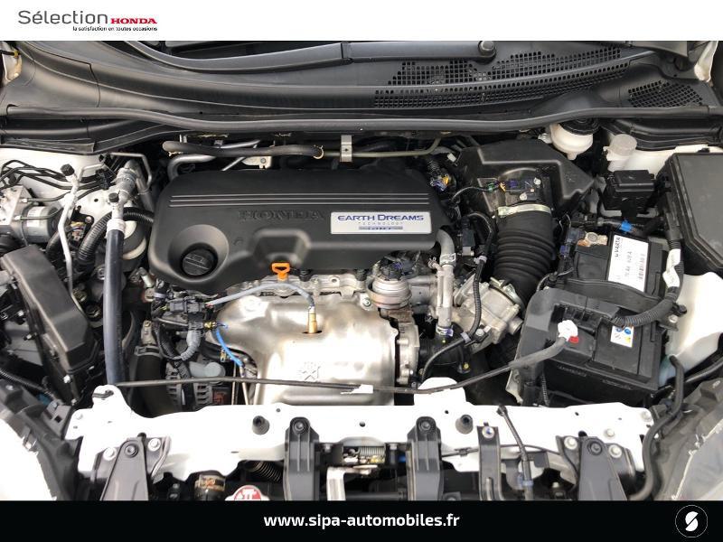 Honda CR-V 1.6 i-DTEC 120ch Executive Navi Plus 2WD Blanc occasion à Le Bouscat - photo n°13