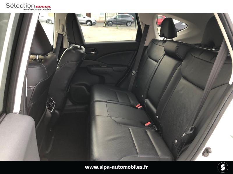 Honda CR-V 1.6 i-DTEC 120ch Executive Navi Plus 2WD Blanc occasion à Le Bouscat - photo n°14