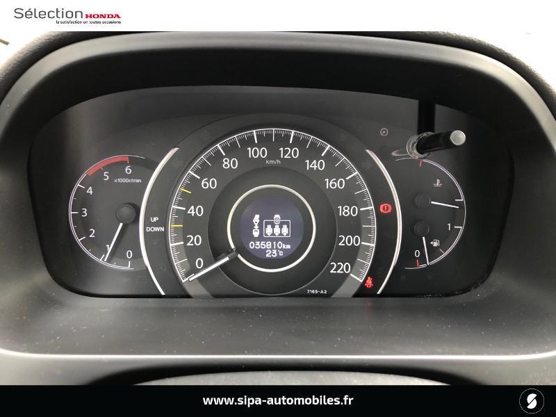 Honda CR-V 1.6 i-DTEC 120ch Executive Navi Plus 2WD Blanc occasion à Le Bouscat - photo n°19