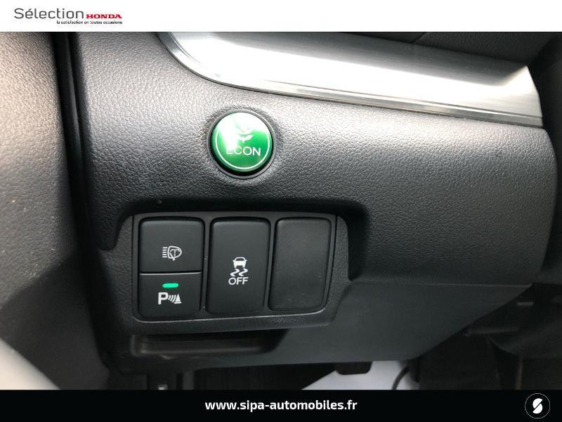 Honda CR-V 1.6 i-DTEC 120ch Executive Navi Plus 2WD Blanc occasion à Le Bouscat - photo n°16