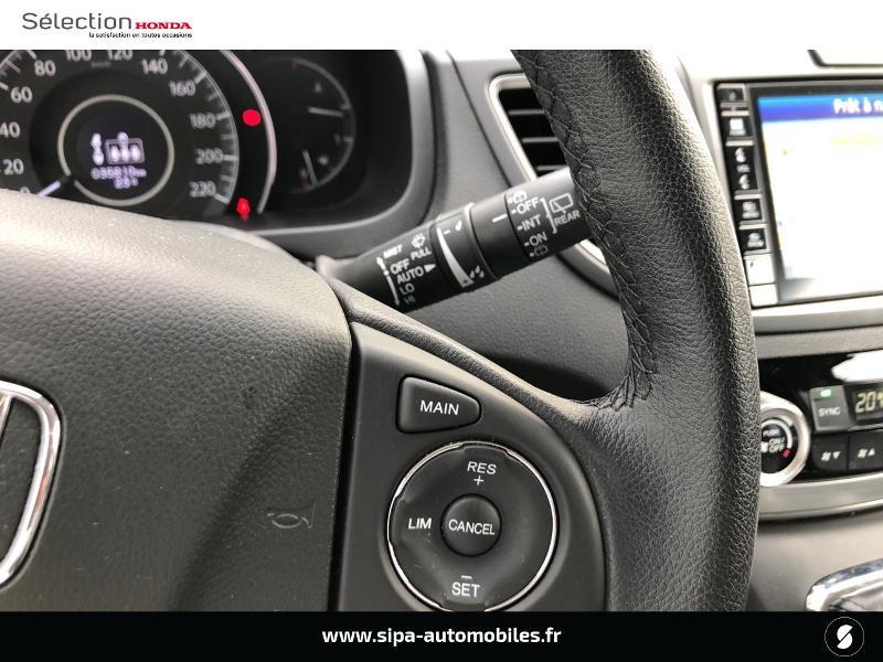 Honda CR-V 1.6 i-DTEC 120ch Executive Navi Plus 2WD Blanc occasion à Le Bouscat - photo n°18