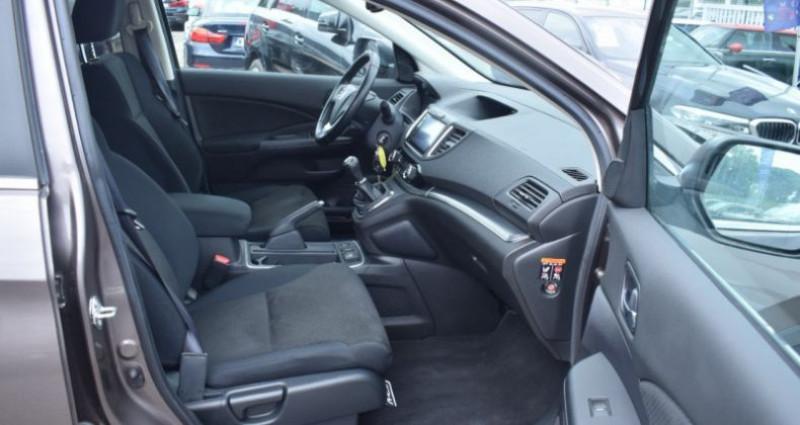 Honda CR-V 1.6 I-DTEC 160CH ELEGANCE NAVI 4WD  occasion à VENDARGUES - photo n°7