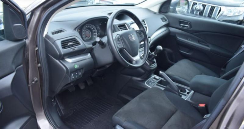 Honda CR-V 1.6 I-DTEC 160CH ELEGANCE NAVI 4WD  occasion à VENDARGUES - photo n°6