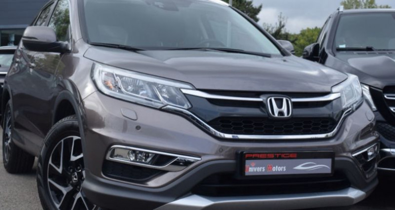 Honda CR-V 1.6 I-DTEC 160CH ELEGANCE NAVI 4WD  occasion à VENDARGUES