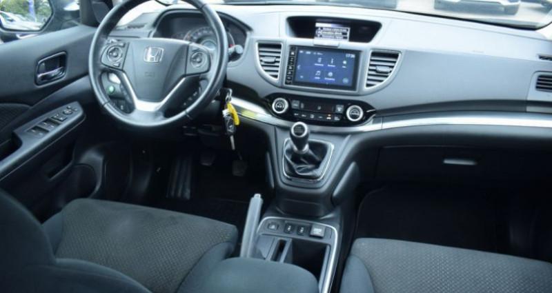 Honda CR-V 1.6 I-DTEC 160CH ELEGANCE NAVI 4WD  occasion à VENDARGUES - photo n°2