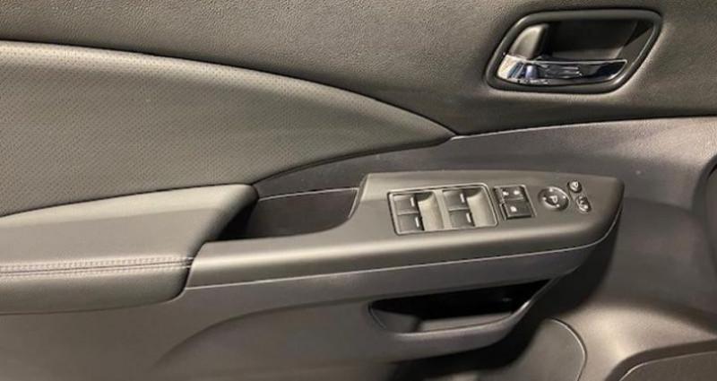 Honda CR-V 1.6 i-DTEC 160ch Exclusive Navi 4WD AT Bleu occasion à Saint Etienne - photo n°7