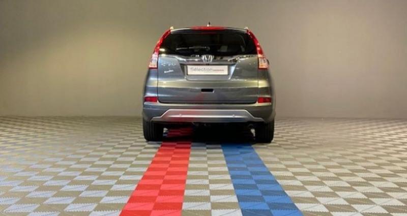 Honda CR-V 1.6 i-DTEC 160ch Exclusive Navi 4WD AT Argent occasion à Saint Etienne - photo n°4