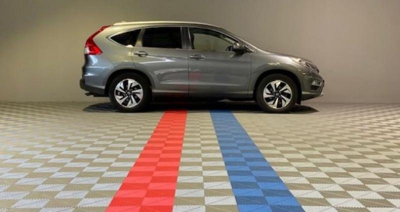 Honda CR-V 1.6 i-DTEC 160ch Exclusive Navi 4WD AT Argent occasion à Saint Etienne - photo n°5