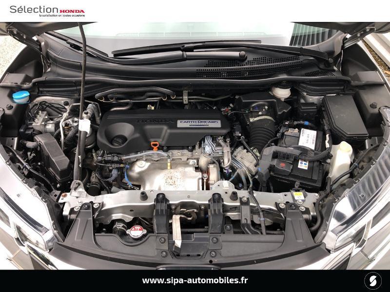Honda CR-V 1.6 i-DTEC 160ch Innova 4WD AT Argent occasion à Le Bouscat - photo n°13