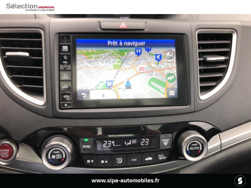 Honda CR-V 1.6 i-DTEC 160ch Innova 4WD AT Argent occasion à Le Bouscat - photo n°20