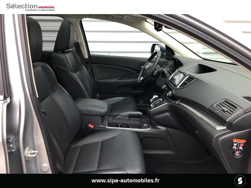Honda CR-V 1.6 i-DTEC 160ch Innova 4WD AT Argent occasion à Le Bouscat - photo n°5
