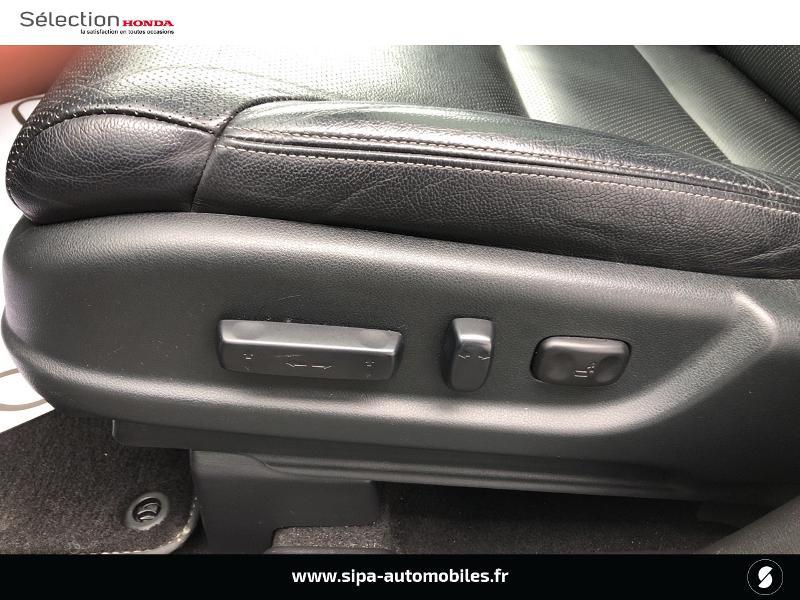 Honda CR-V 1.6 i-DTEC 160ch Innova 4WD AT Argent occasion à Le Bouscat - photo n°17