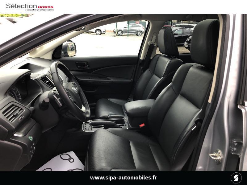 Honda CR-V 1.6 i-DTEC 160ch Innova 4WD AT Argent occasion à Le Bouscat - photo n°9