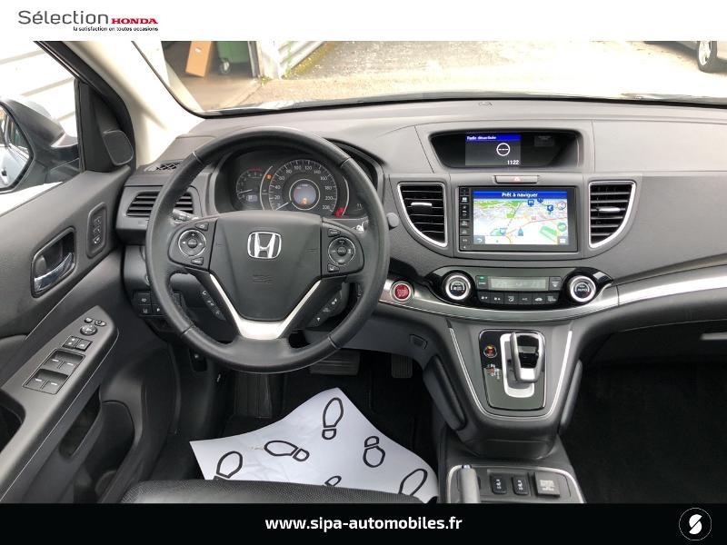Honda CR-V 1.6 i-DTEC 160ch Innova 4WD AT Argent occasion à Le Bouscat - photo n°2