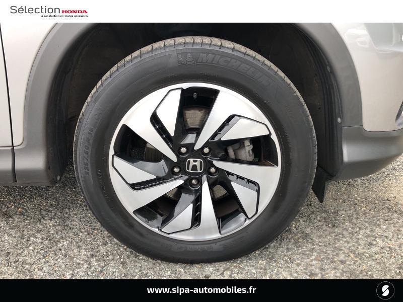 Honda CR-V 1.6 i-DTEC 160ch Innova 4WD AT Argent occasion à Le Bouscat - photo n°8
