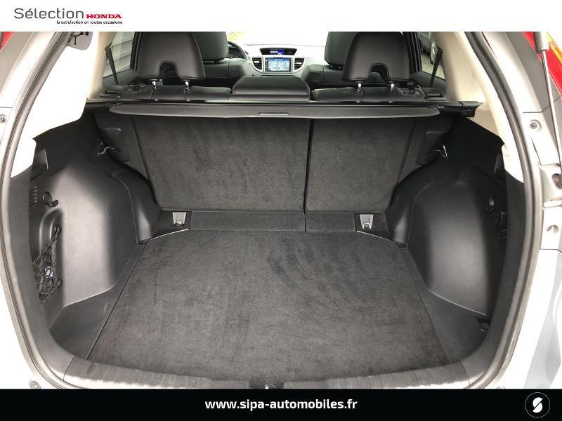 Honda CR-V 1.6 i-DTEC 160ch Innova 4WD AT Argent occasion à Le Bouscat - photo n°7