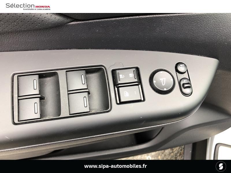 Honda CR-V 1.6 i-DTEC 160ch Innova 4WD AT Argent occasion à Le Bouscat - photo n°15