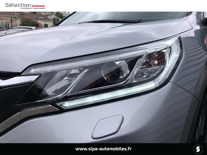 Honda CR-V 1.6 i-DTEC 160ch Innova 4WD AT Argent occasion à Le Bouscat - photo n°10