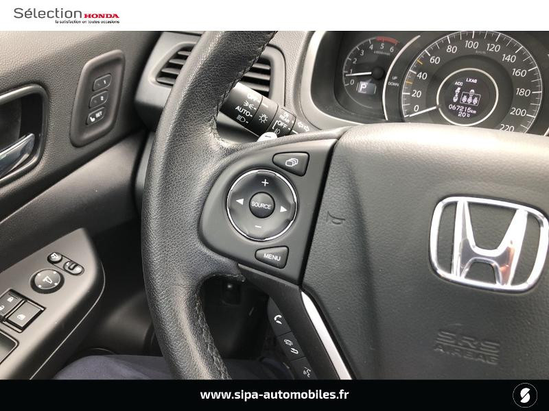 Honda CR-V 1.6 i-DTEC 160ch Innova 4WD AT Argent occasion à Le Bouscat - photo n°18