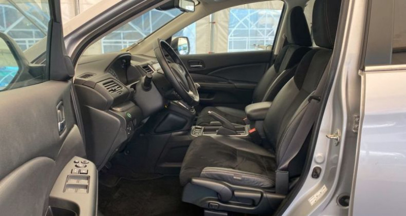 Honda CR-V 1.6 i-dtec 2wd executive navi 61'000 km  occasion à VILLE LA GRAND - photo n°6