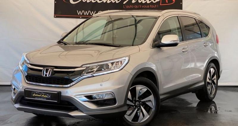 Honda CR-V 1.6 i-dtec 2wd executive navi 61'000 km  occasion à VILLE LA GRAND
