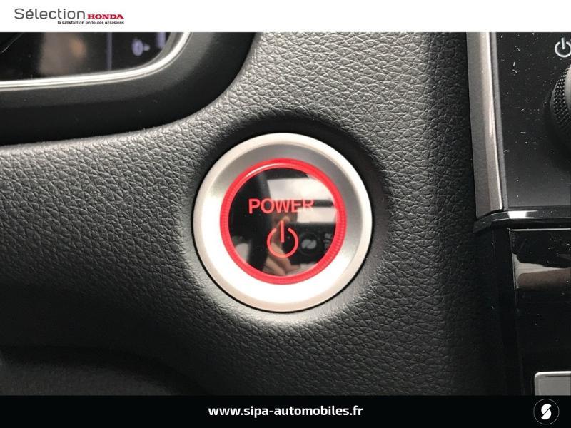 Honda CR-V 2.0 i-MMD e:HEV 184ch Exclusive 2WD AT Blanc occasion à Le Bouscat - photo n°19