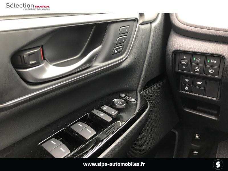 Honda CR-V 2.0 i-MMD e:HEV 184ch Exclusive 2WD AT Blanc occasion à Le Bouscat - photo n°13