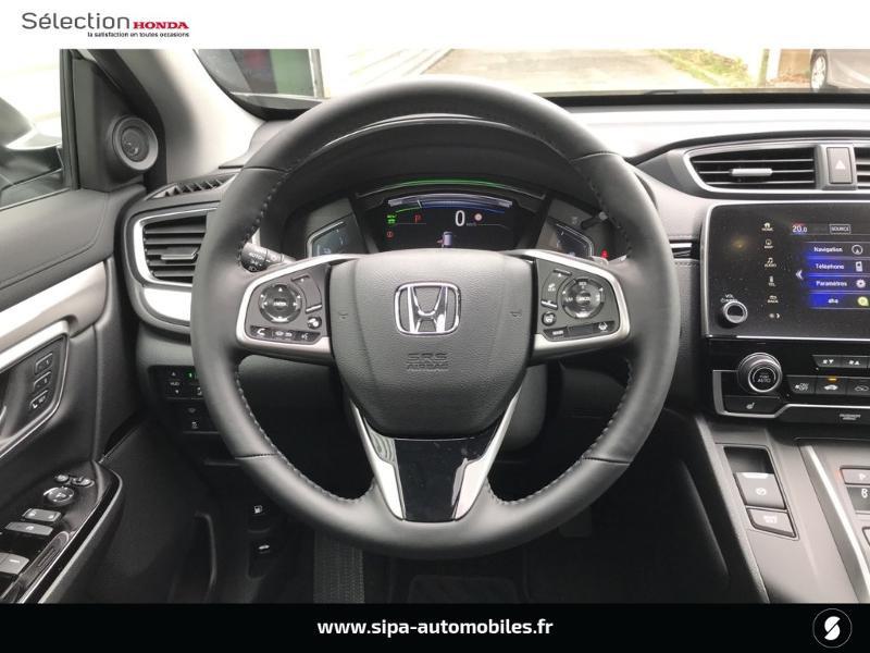Honda CR-V 2.0 i-MMD e:HEV 184ch Exclusive 2WD AT Blanc occasion à Le Bouscat - photo n°7