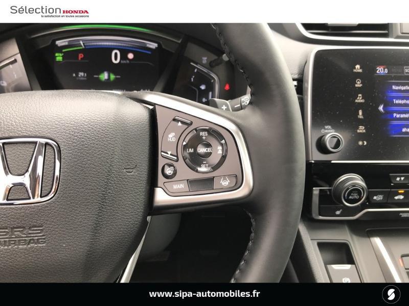 Honda CR-V 2.0 i-MMD e:HEV 184ch Exclusive 2WD AT Blanc occasion à Le Bouscat - photo n°18
