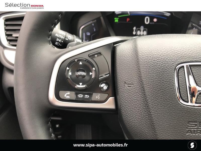 Honda CR-V 2.0 i-MMD e:HEV 184ch Exclusive 2WD AT Blanc occasion à Le Bouscat - photo n°17