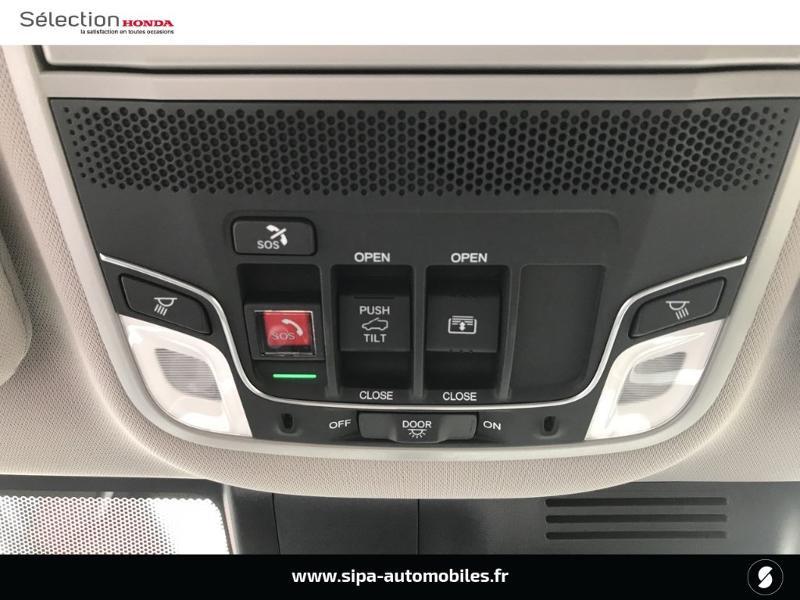 Honda CR-V 2.0 i-MMD e:HEV 184ch Exclusive 2WD AT Blanc occasion à Le Bouscat - photo n°15