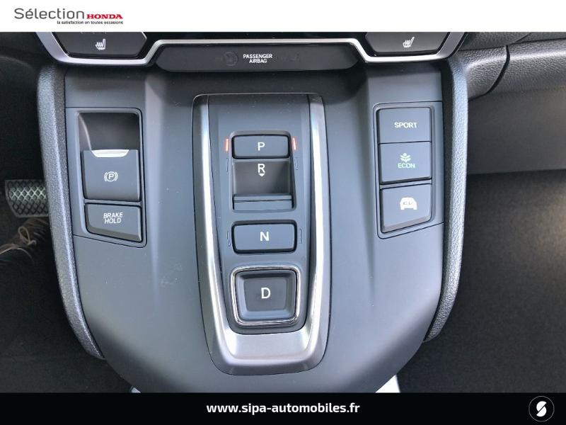 Honda CR-V 2.0 i-MMD e:HEV 184ch Exclusive 2WD AT Blanc occasion à Le Bouscat - photo n°12