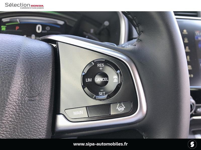 Honda CR-V 2.0 i-MMD e:HEV 184ch Exclusive 2WD AT Blanc occasion à Le Bouscat - photo n°14