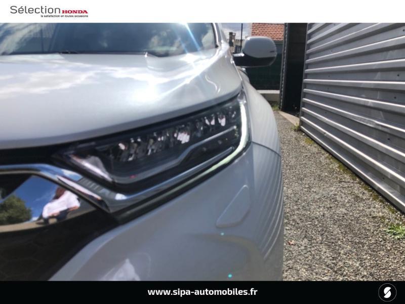 Honda CR-V 2.0 i-MMD e:HEV 184ch Exclusive 2WD AT Blanc occasion à Le Bouscat - photo n°10
