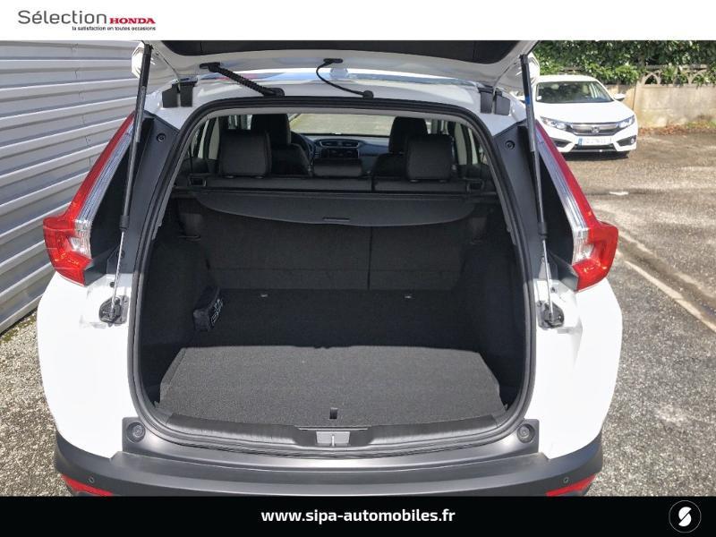Honda CR-V 2.0 i-MMD e:HEV 184ch Exclusive 2WD AT Blanc occasion à Le Bouscat - photo n°9