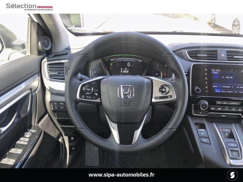 Honda CR-V 2.0 i-MMD e:HEV 184ch Exclusive 2WD AT Blanc occasion à Le Bouscat - photo n°6