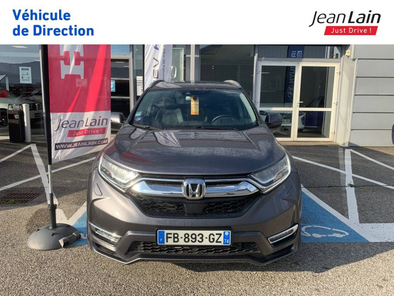 Honda CR-V CR-V 1.5  i-VTEC 4WD CVT Exclusive 5p  occasion à Seynod - photo n°2