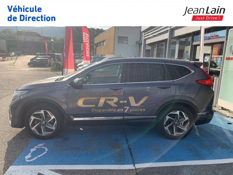 Honda CR-V CR-V 1.5  i-VTEC 4WD CVT Exclusive 5p  occasion à Seynod - photo n°8