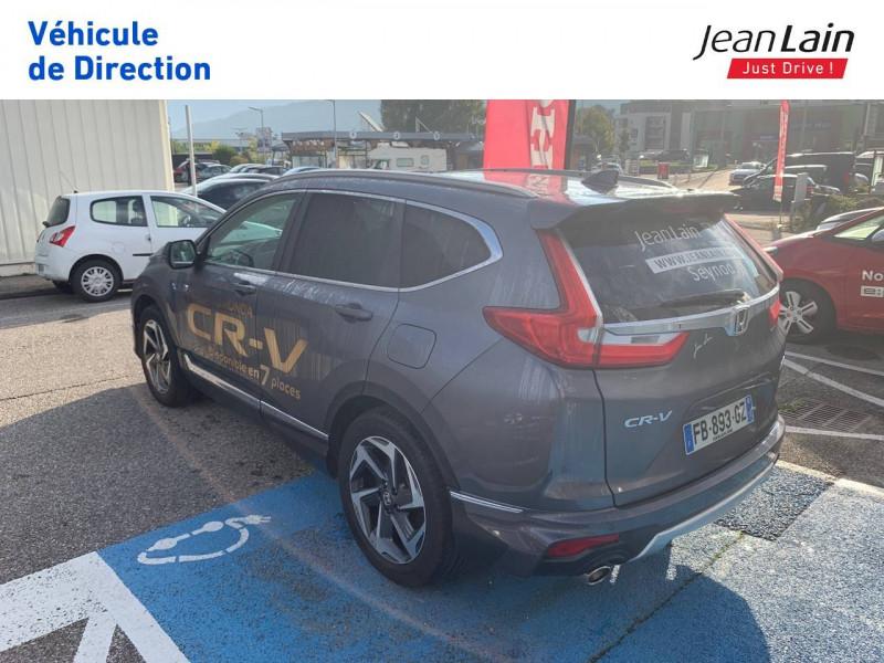 Honda CR-V CR-V 1.5  i-VTEC 4WD CVT Exclusive 5p  occasion à Seynod - photo n°7