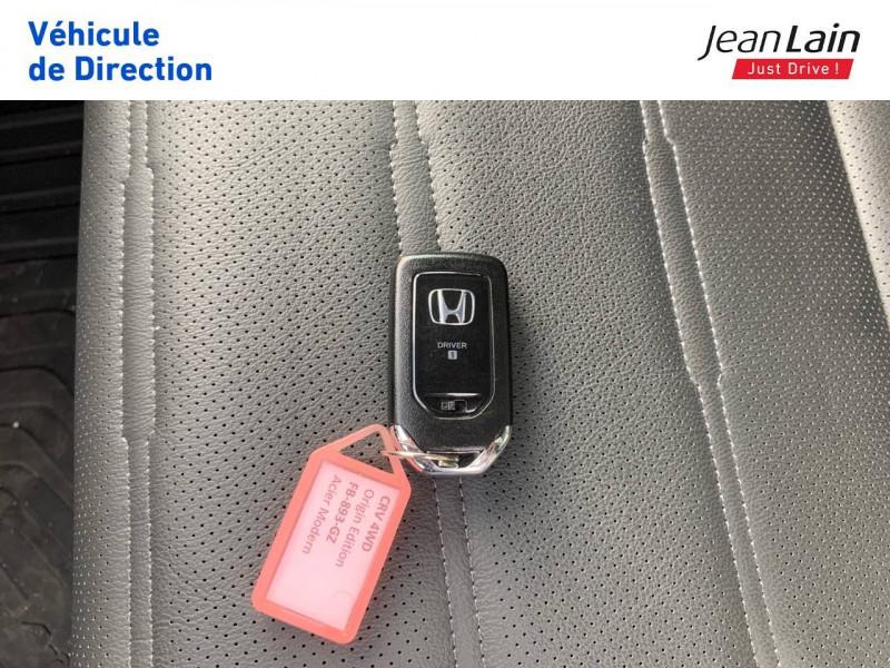 Honda CR-V CR-V 1.5  i-VTEC 4WD CVT Exclusive 5p  occasion à Seynod - photo n°19
