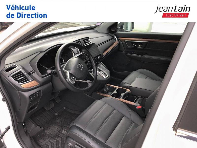 Honda CR-V CR-V Hybrid 2.0 i-MMD 2WD Executive Toit Panoramique 5p Blanc occasion à Échirolles - photo n°11