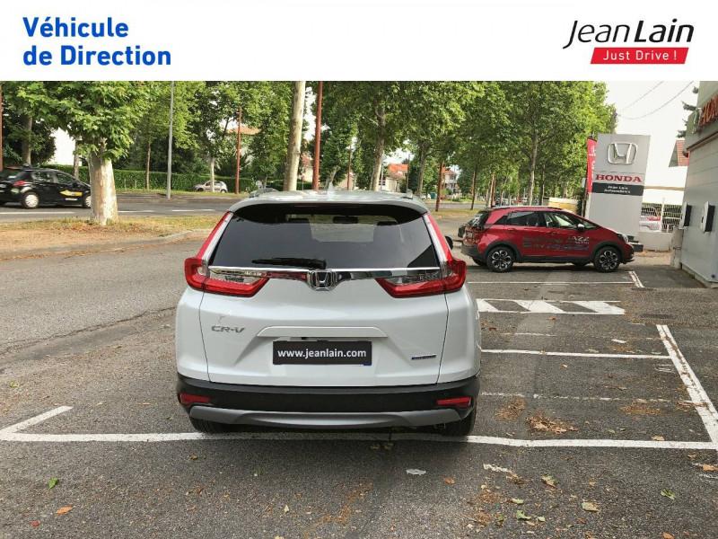 Honda CR-V CR-V Hybrid 2.0 i-MMD 2WD Executive Toit Panoramique 5p Blanc occasion à Échirolles - photo n°6