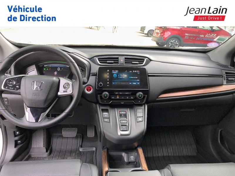 Honda CR-V CR-V Hybrid 2.0 i-MMD 2WD Executive Toit Panoramique 5p Blanc occasion à Échirolles - photo n°18