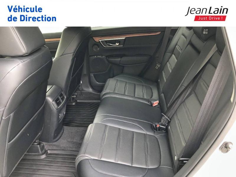 Honda CR-V CR-V Hybrid 2.0 i-MMD 2WD Executive Toit Panoramique 5p Blanc occasion à Échirolles - photo n°17
