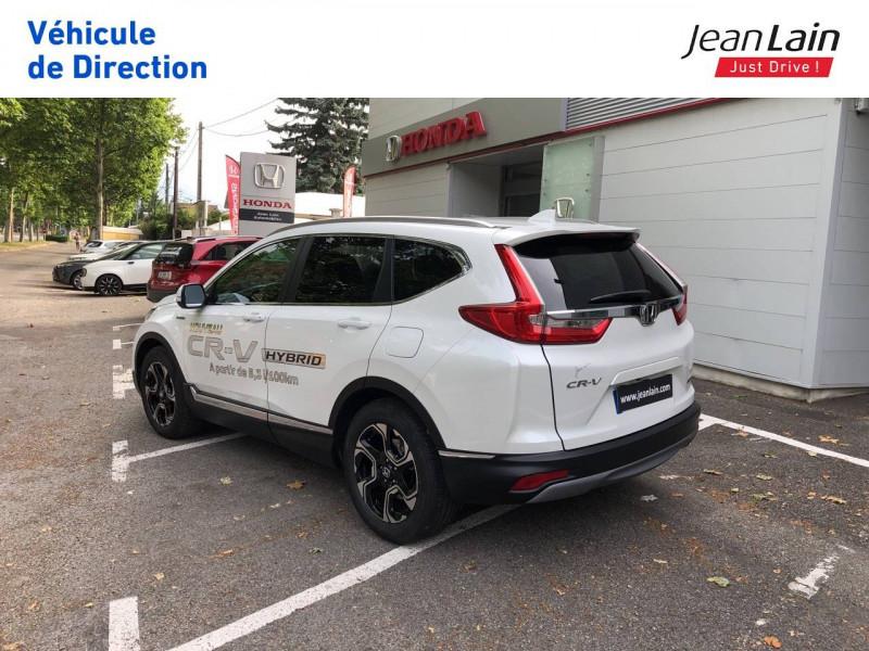 Honda CR-V CR-V Hybrid 2.0 i-MMD 2WD Executive Toit Panoramique 5p Blanc occasion à Échirolles - photo n°7