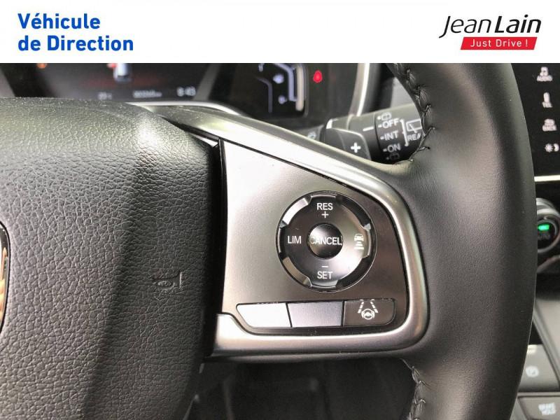 Honda CR-V CR-V Hybrid 2.0 i-MMD 2WD Executive Toit Panoramique 5p Blanc occasion à Échirolles - photo n°12