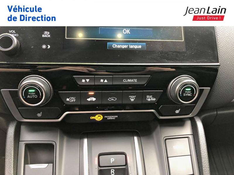 Honda CR-V CR-V Hybrid 2.0 i-MMD 2WD Executive Toit Panoramique 5p Blanc occasion à Échirolles - photo n°14